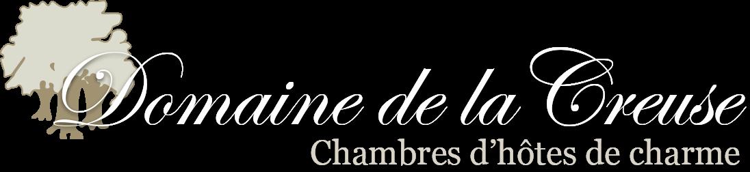 Logo Domaine de la Creuse